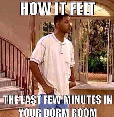 residence meme