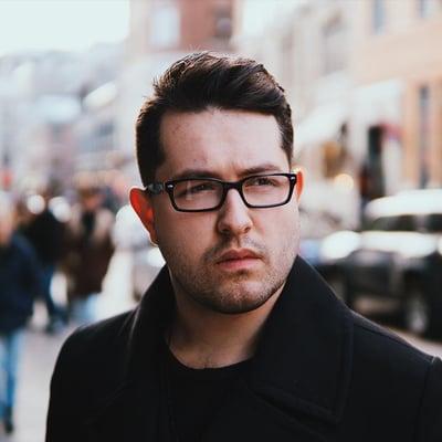 Student Speak blogger Andrew