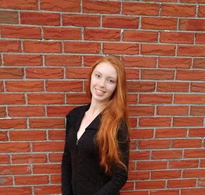 Student Speak blogger Katrina