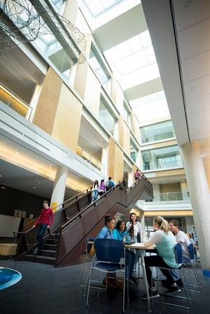Stairwell Atrium ERC
