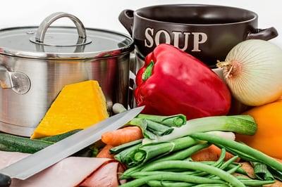 food for making a crock pot recipe