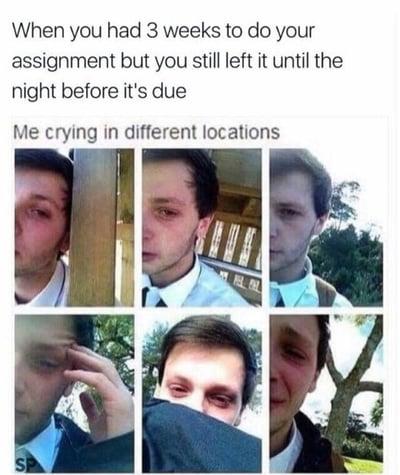 crying meme
